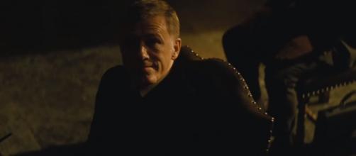 Christoph Waltz en el film 'Spectre'