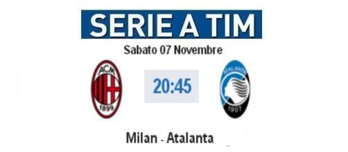 Milan - Atalanta in diretta live su BlastingNews