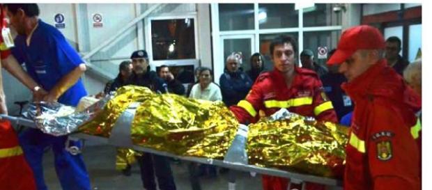 39 de morţi în urma incendiului din COLECTIV
