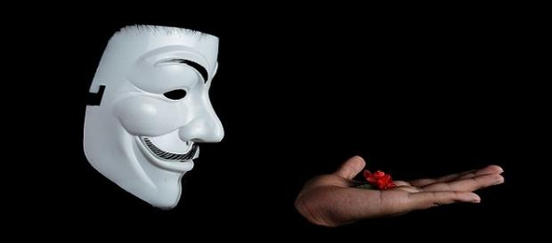 Anonymous- a group fighting for justice