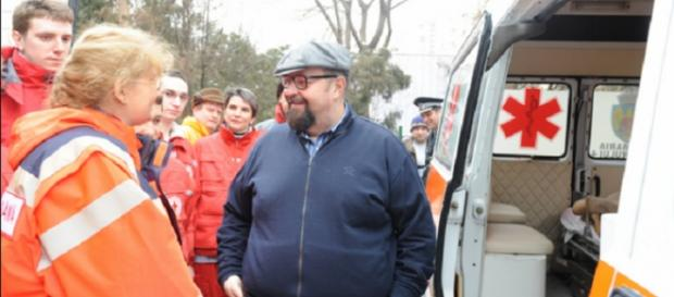 Cristian Popescu Piedone a fost reţinut de DNA