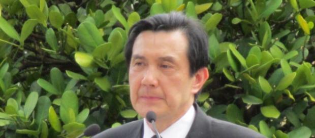 El presidente taiwanés Ma Ying-jeou.