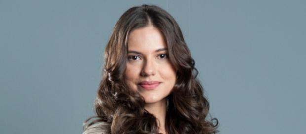 Gabriela Durlo é Eliseba em 'Os Dez Mandamentos'