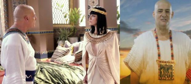 Nefertari discute com Paser e briga não acaba bem