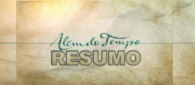 Resumo da novela 'Além do Tempo'