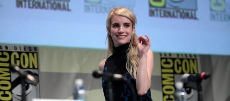 Emma Robert at the 2015 Comic Con