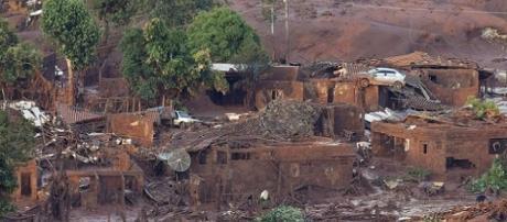 tragédia de Mariana em Minas Gerais