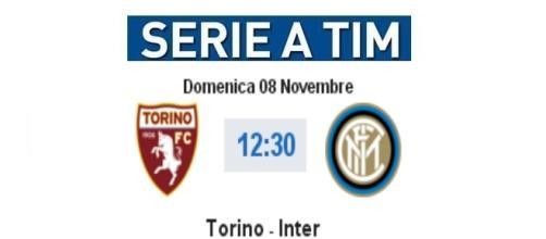 Diretta live Torino - Inter su BlastingNews