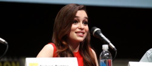 Emilia Clarke, protagonista de una escena filtrada