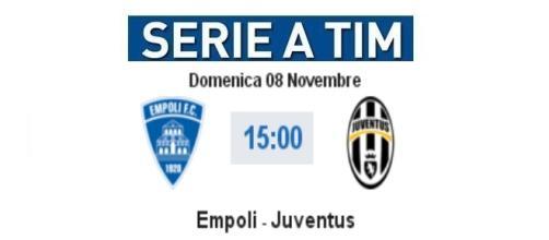 Empoli - Juventus in diretta su BlastingNews