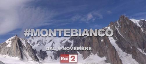Monte Bianco su Rai 2, le anticipazioni