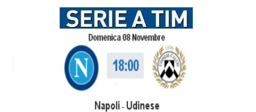 Napoli - Udinese in diretta live su BlastingNews