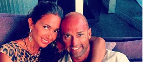 Stefano Bettarini e Ilenia Iacono
