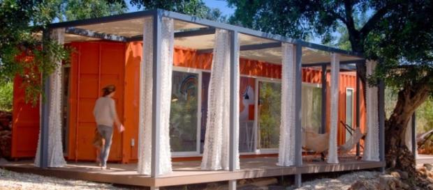 Casa container-Nomad vida por arquitetura e design
