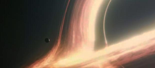 Il buco nero di Interstellar, Gargantua