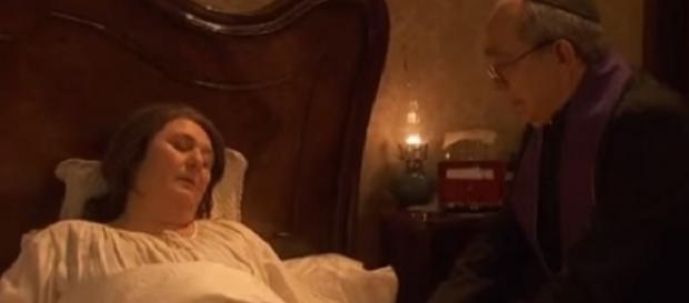 Il Segreto: Rosario in punto di morte, ce la farà?