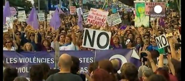 Marcha del 7 de Noviembre en Madrid