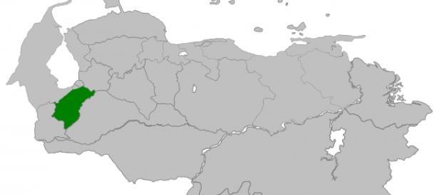 Situación del Estado de Mérida, Venezuela