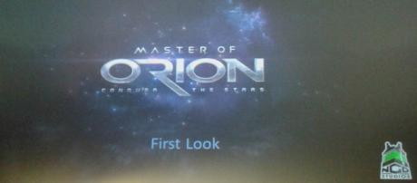 'Master of Orion' es uno de los nuevos juegos