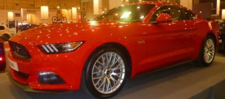 Ford Mustang, uma das atrações da Ford