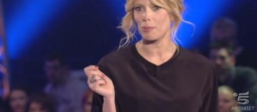 Alessia Marcuzzi, la presentatrice