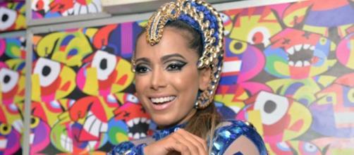 Anitta é musa da Mocidade em 2016