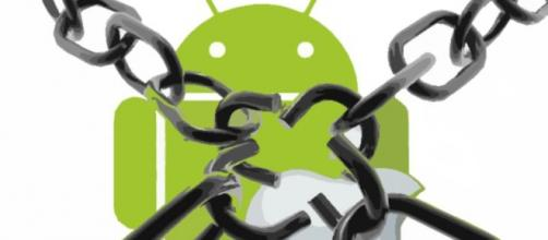 I nostri smartphone inviano informazioni private
