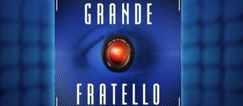 Logo del GF, reality di Canale 5