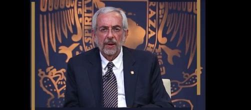 Luis Enrique Graue, nuevo Rector de la UNAM