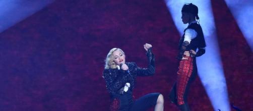 Madonna regina del pop a Torino