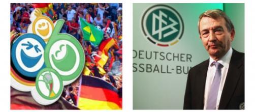 Niersbach el ahora ex presidente de la DFB