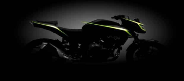 Como irá ficar a Honda CB 500F em 2016.