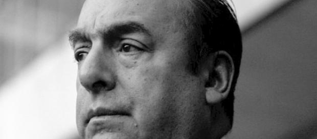 El poeta Pablo Neruda - Creative Commons