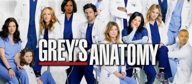 Grey's Anatomy 12 replica 1^ puntata