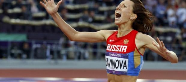 Maria Savanova é uma das envolvidas