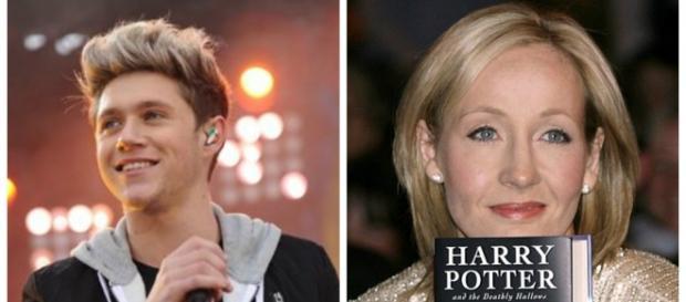 Niall Horan entra no novo livro de J.K. Rowling