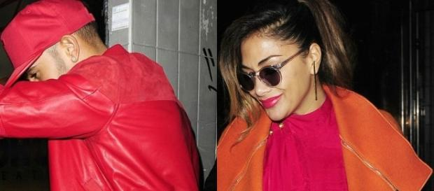 Nicole was seen smiling again in London.