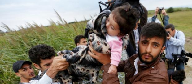 Refugiados não quiseram ser salvos.