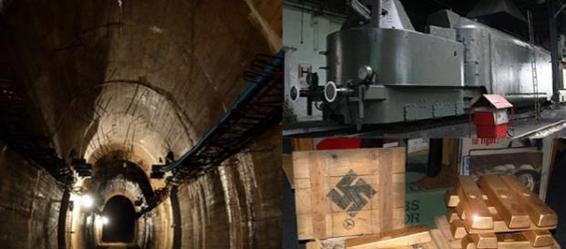 Trenul cu aur al naziştilor-un mister nedezlegat