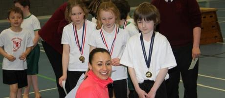 Ennis-Hill: an inspiration for the future stars