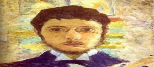 ''Autorretrato'', Pierre Bonnard
