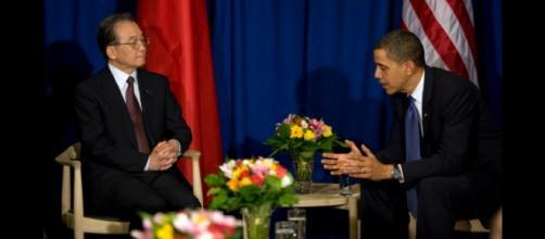 Barack Obama en la Cumbre del Cambio Climático