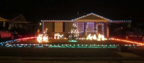 Christmas lights can slow your Wi-Fi.