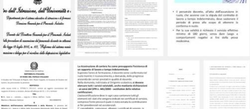 contratto di lavoro docenti neo assunti fase c