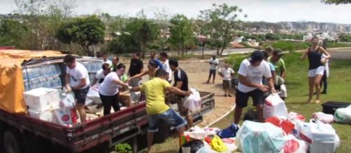 Equipe SOS Rio Doce/Reprodução.