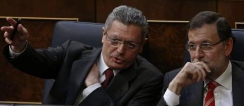 Gallardón dimitió tras no ser aprobada su reforma