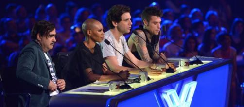 I giudici di X Factor Italia, edizione 2015.