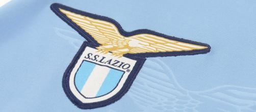 Lo storico stemma della Lazio.