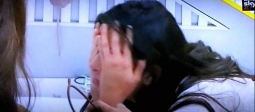 Rossana llora después de besar a Chintro