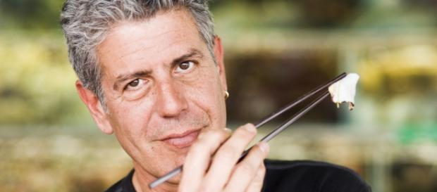 Anthony Bourdain, chef e scrittore newyorchese